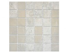 Velvet Mosaico Oyster 5x5 30x30