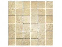 Плитка Velvet Mosaico Ecru 5x5 30x30
