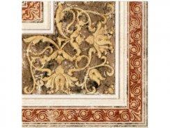 Плитка Ang. Rosone Travertino Beige 14x14
