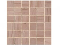 Mos. Dark Wooden Vein Honed 5x5 30.5x30.5