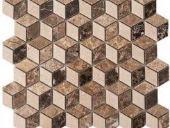 CV20140 Mos. Cubic Polished Mix 30.5x30.5