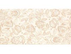 Плитка Aria Flowers Beige 20.2x50.4