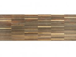 Плитка Legacy Single Brown Gold 30x90