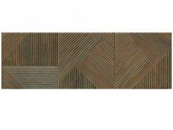 Плитка Tresor Wood Brown 25x75
