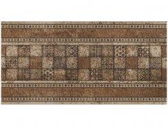 stellstufe mit dekor bremen rotbraun 15,5x31