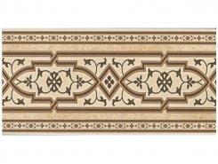 stellstufe mit dekor koblenz hellbeige 15,5x31