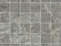 Плитка Flagstone 2.0 Mosaico Plomb Naturale 30x30