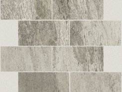 Плитка Flagstone 2.0 Muretto Sfalsato Grey 30x30