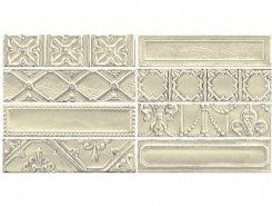 Декор R12D Eden Tin Cotone 7*28