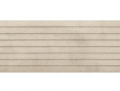 Плитка Плитка R693 Terracruda Sabbia Strruttura Verso 3D rettificato 40*120