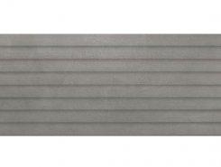 Плитка Плитка R6MK Terracruda Piombo Strruttura Verso 3D rettificato 40*120