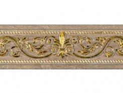 Плитка Бордюр Listello Lexus Gold Natural 13*50
