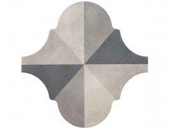 Плитка Декор Curvytile Factory Mond Grey 26.5*26.5