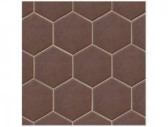 Плитка Hexatile Marron Mate 17.5*20