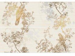 Плитка Декор Wallpaper Decoro C2 Avorio R4GZ 50*76