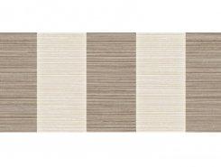 Плитка Декор Wallpaper Decoro 1 Avorio/Fango R4GT 25*76