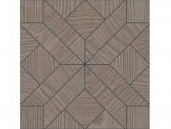 Декор SG174\04 Дартмут темный мозаичный 20*20