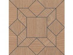 Декор SG174\05 Дартмут коричневый мозаичный 20*20