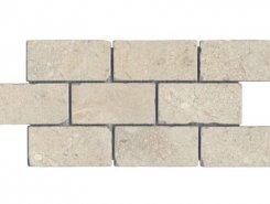 Бордюр BR020 Монте Авелла мозаичный 34,5x14,7