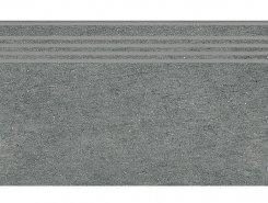 Ступень SG212500RGR Ньюкасл серый темный обрезной 30*60