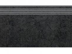 Ступень SG602100RGR Фудзи черный 30x60