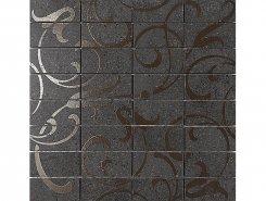 Декор DP168/015 Фьорд черный 30*30