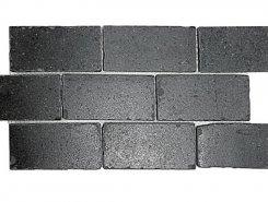 Бордюр BR008 Фьорд черный 14,7*34,5