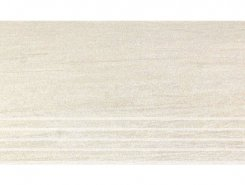 Ступень SG202800R/GR Шале белый обрезн. 30*60