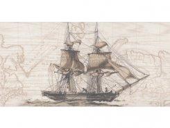 Декор 71503F Кампанелла Корабль 20*50