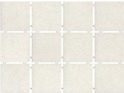 Плитка 1251T Корсо белый, полотно 30*40 из 12 частей 9,9x9,9