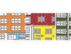 Бордюр 7071/AC39 Стокгольм 6,3*20