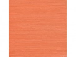 Плитка 3377 Флора оранжевый 30,2*30,2