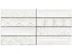 Плитка Декор R12C Eden Tin Bianco 7*28