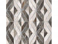 Декор K946629LPR01VTE0 Bergamo Геометрический Микс Теплая гамма 7ЛПР 60х60