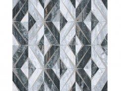 Декор K946630LPR01VTE0 Bergamo Геометрический Микс Холодная гамма 7ЛПР 60х60