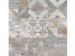 Плитка Декор K946636R0001VTE0 Bosco Серый Микс R9 7РЕК 60х60
