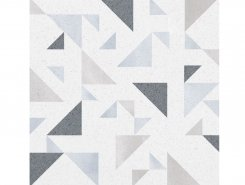 Декор K947848R0001VTE0 60*60 Impression Геометрический холодная гамма 7РЕК