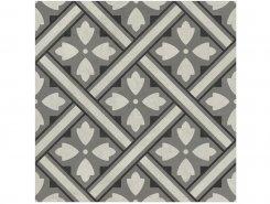 Плитка Laurent серый 18,6х18,6 (592130)