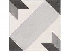 Плитка Marrakesh микс 1 серый 18,6х18,6 (1М2110)