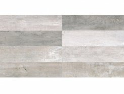 Плитка Rona серый 19,8х119,8 (G42120)