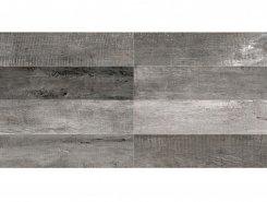Плитка Rona темно-серый 15х90 (G4П190)