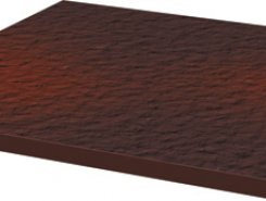 Cloud Brown Duro Klink плитка напольная структурированная30*30*1,1