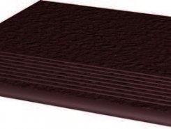 Natural Brown Duro ступень простая структурированная30*30*1,1