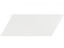 Плитка 23198 CHEVRON Blanco Mate LEFT 9х20,5 см