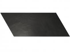 Плитка 23203 CHEVRON Negro Mate RIGHT 9х20,5 см