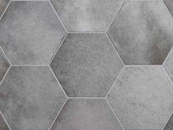 Плитка 24952 HERITAGE HEXAGONO Shadow 17,5х20 см