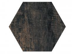Плитка INDUSTRY BLACK HEXA 17.5X20 см