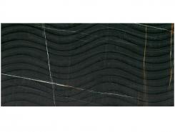 Плитка MB04BAOP MARBLE EXPERIENCE Sahara Noir ONDA 60x120 см