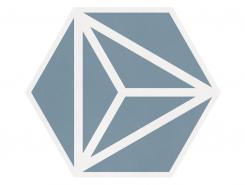 Плитка VARADERO Azure 19,8x22,8 см