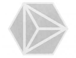 Плитка VARADERO Grey 19,8x22,8 см